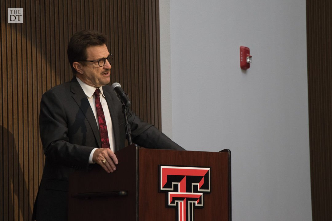 Texas Tech School of Theatre & Dance Ribbon Cutting