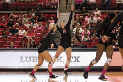 Texas Tech Volleyball vs. University of Kansas