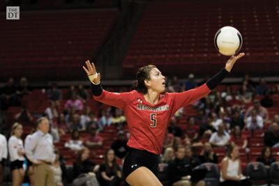 Texas Tech vs. TCU Volleyball
