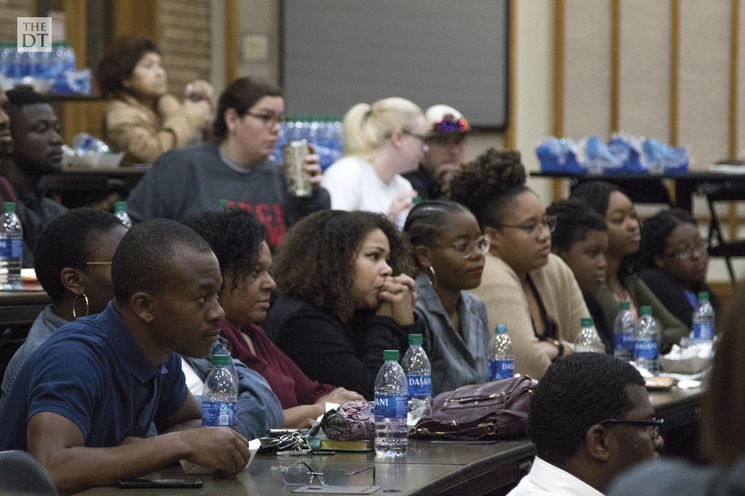 Cyntoia Brown-Long student event