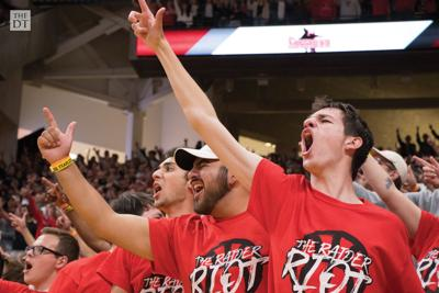 Texas Tech Men's Basketball vs. Bethune-Cookman University