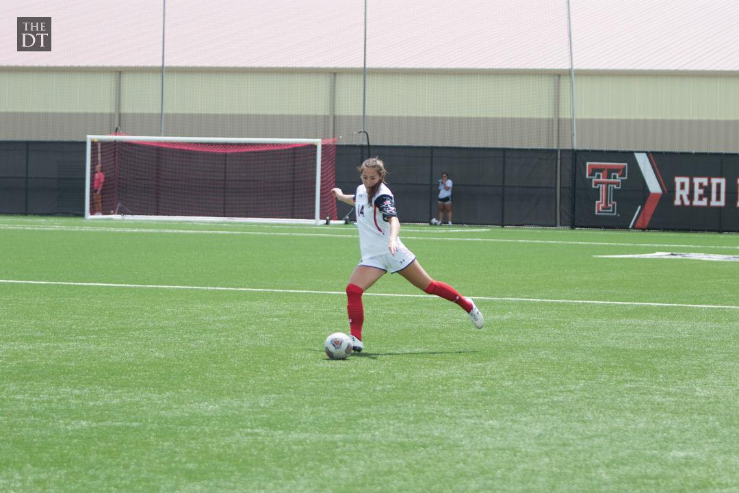 Texas Tech Soccer vs Arkansas State
