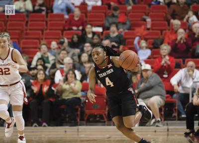 Lady Raider Basketball vs Oklahoma