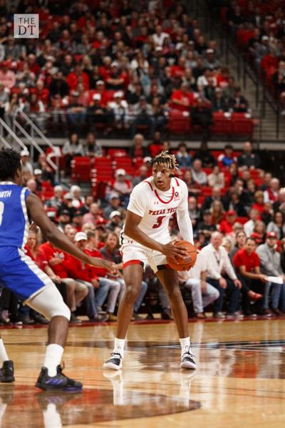Texas Tech Basketball vs. Eastern Illinois University