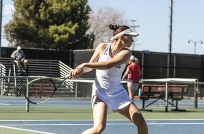 Women's Tennis against Denver