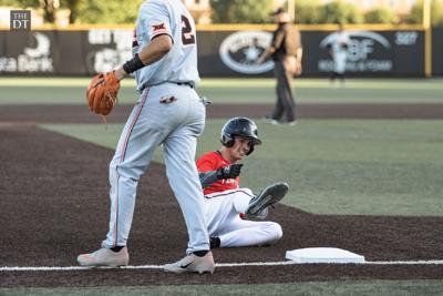 Red Raider Baseball vs Oklahoma State Game Two