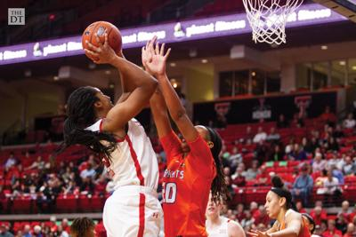 Texas Tech Women's Basketball vs. Sam Houston State
