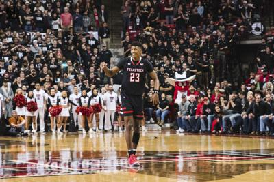 Texas Tech Basketball Senior Night vs. Texas