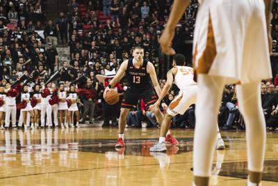 Texas Tech Basketball Senior Night vs. Texas
