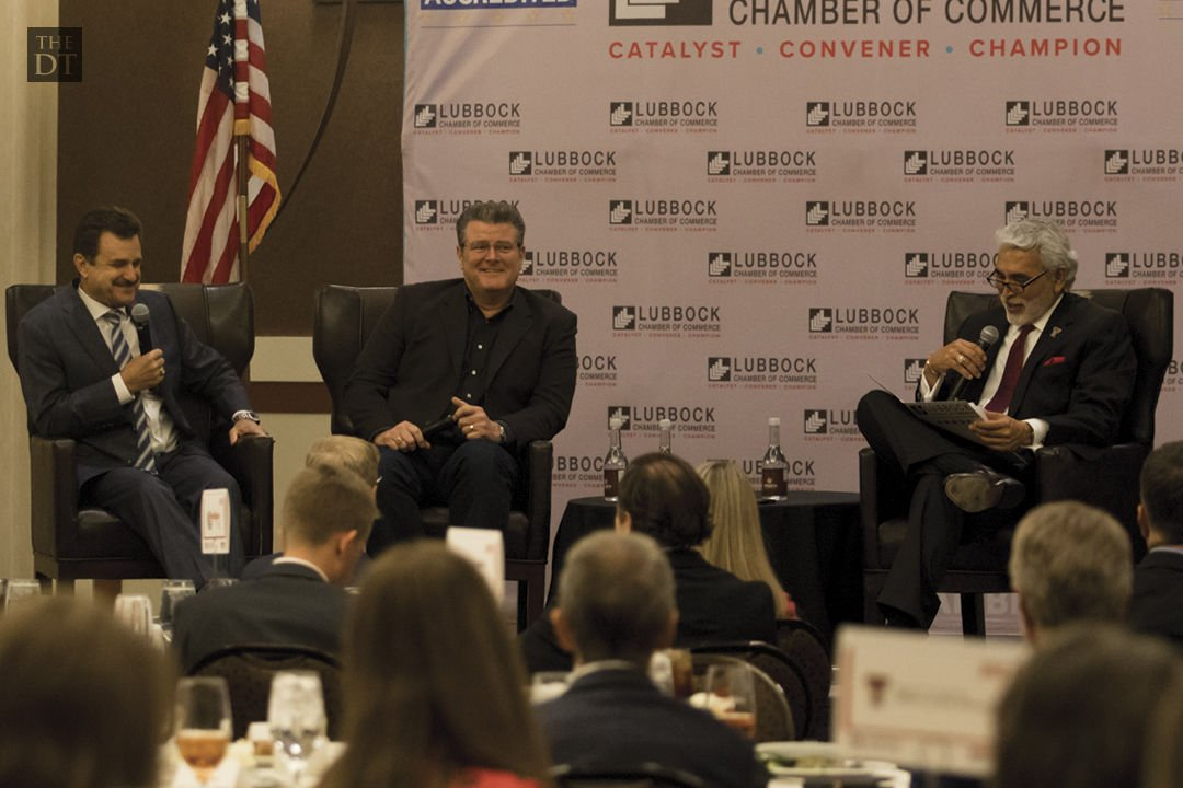 Lubbock Chamber of Commerce State of the System Luncheon