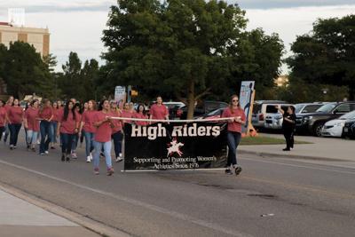Texas Tech Homecoming Parade 2018