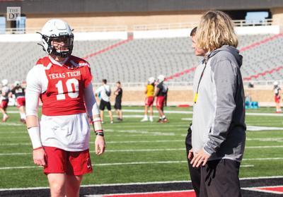 Texas Tech Football Spring Practice