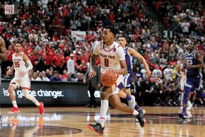 Texas Tech defeated Kansas State on Wednesday Feb 19. in the United Supermarkets Arena 69-62.