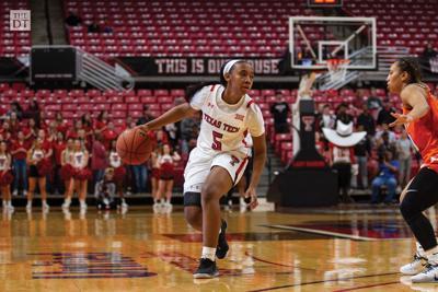 Texas Tech Women's Basketball vs. Sam Houston State