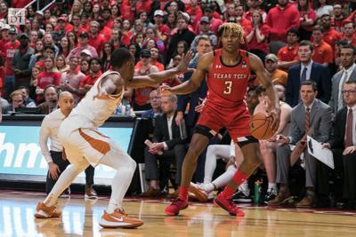 Texas Tech Basketball vs. Texas