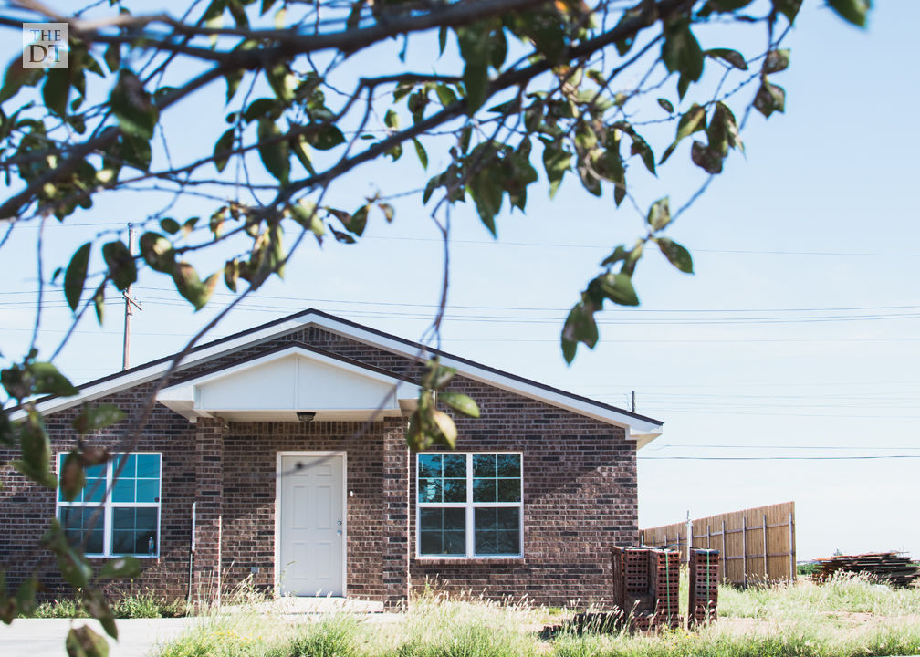 Texas Tech Habitat for Humanity