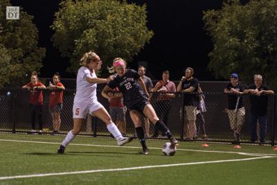 Texas Tech Soccer vs. OSU