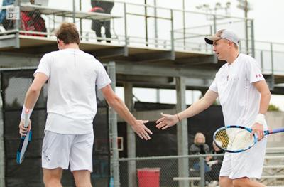Texas Tech Men's Tennis vs. Tulane
