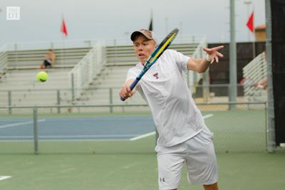 Texas Tech Men's Tennis vs. Tulane