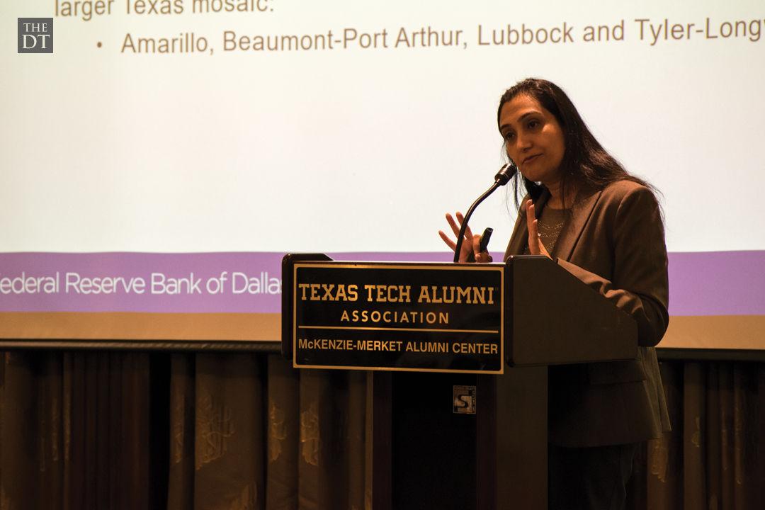 Dallas economist Laila Assanie provides insight on Texas