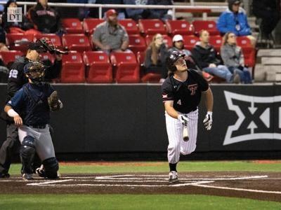 Texas Tech Baseball defeats Rice University, 6-1