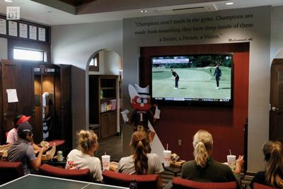 Texas Tech women's golf selected as 10-seed
