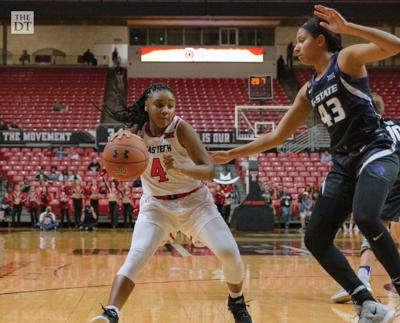 Women's Basketball Texas Tech vs. Kansas State