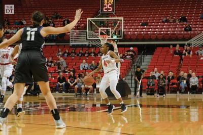 Women's Basketball Texas Tech vs. Kansas State