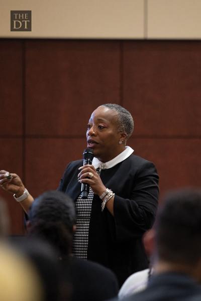 Black Student Association Meeting