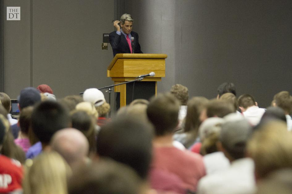 Political commentator Milo Yiannopoulos makes stop at Texas Tech on college  tour  95a80f12a4