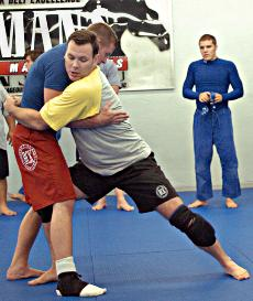 Pittman's Jiu-Jitsu teaches more than how to fight