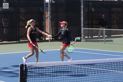 Women's Tennis vs OU