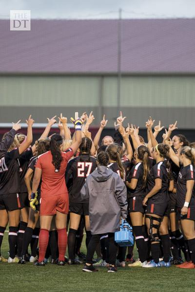 Women's Soccer vs. West Virginia
