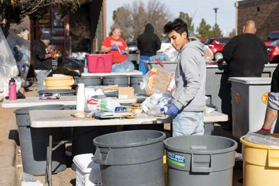 Texas Tech Recycling Center