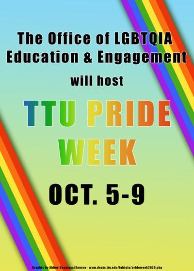 TTU Pride Week