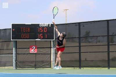 Women's Tennis vs OU