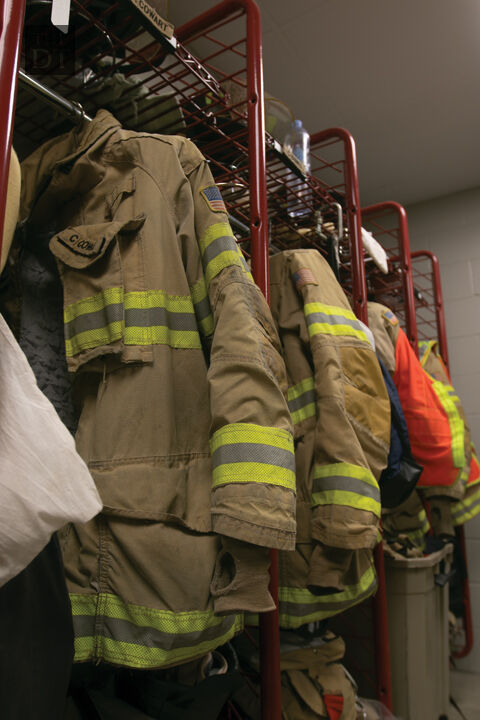 Lubbock fire station