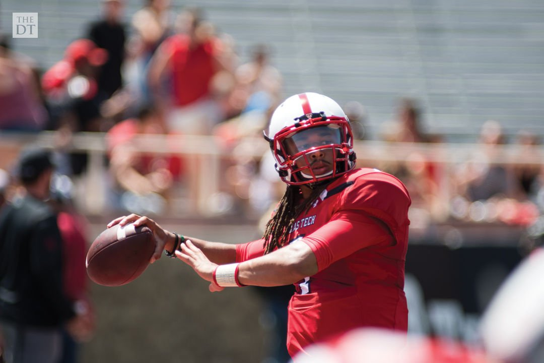 Texas Tech Football vs. Montana State