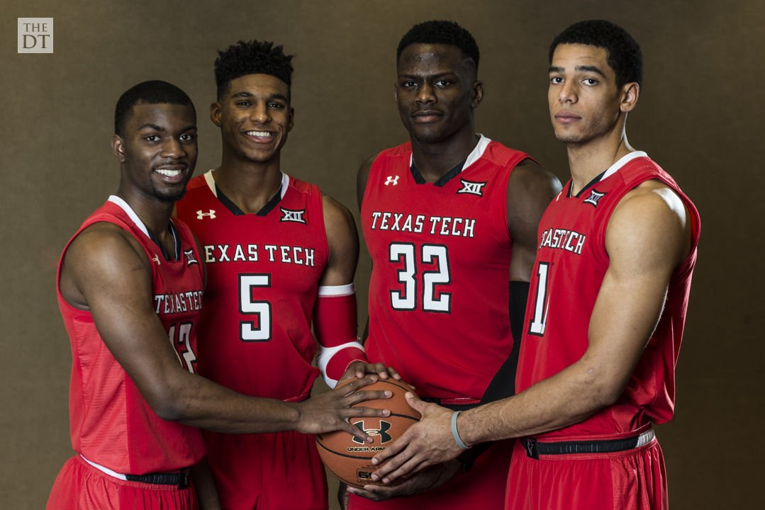 Andrew Sorrells Texas Tech Red Raiders Final Four Basketball Jersey - Red