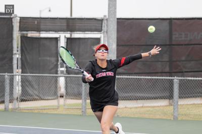Lady Raider Tennis vs Oklahoma