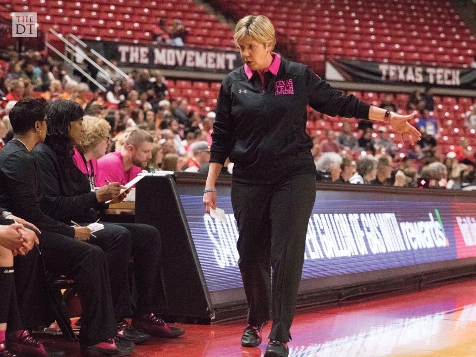 Lady Raiders Basketball vs. the University of Texas