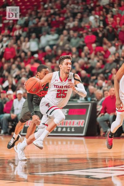 Texas Tech Men's Basketball vs Oklahoma State