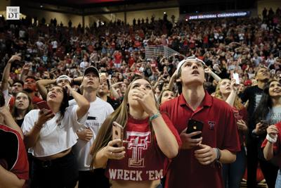 Watch Party At The United Supermarkets Arena