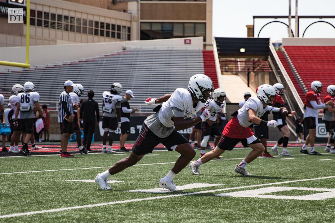 Texas Tech Football Summer Camp