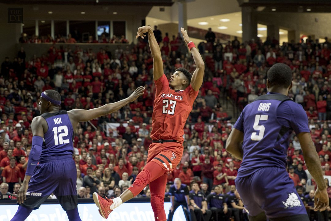 Texas Tech Men's Basketball vs. TCU