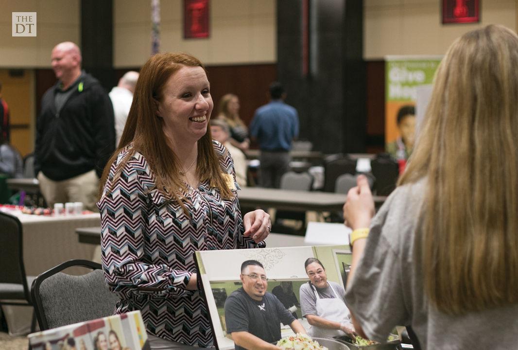 Texas Tech Spring Internship Fair