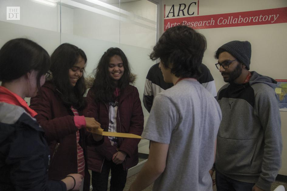Library Escape Room tests student thinking skills