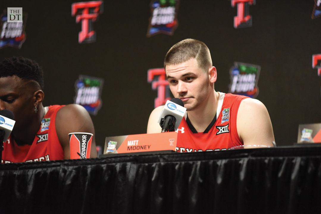 Texas Tech Men's Basketball vs. Michigan State - Final Four
