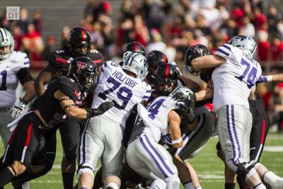 110417 Texas Tech football vs. Kanas State