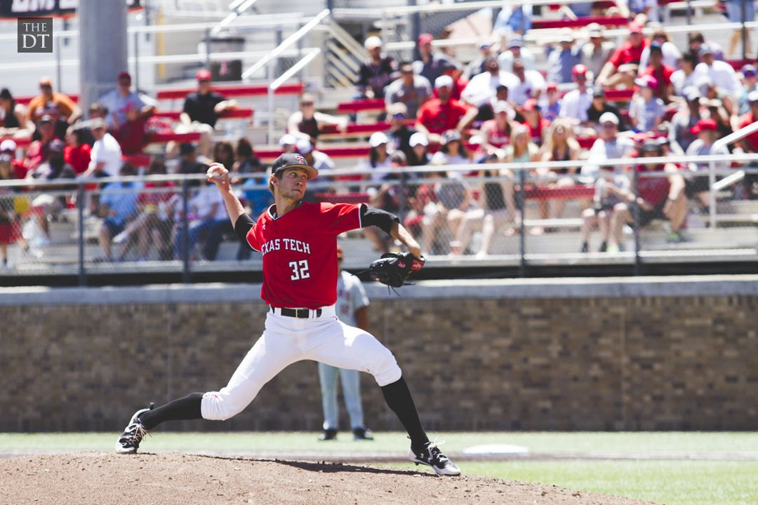 Texas Tech Baseball vs. UT